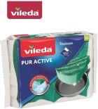 Губка Vileda Пур-Актив для посуды 2 шт