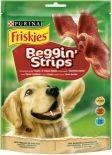 Лакомство Friskies Beggin strips с ароматом бекона 120г