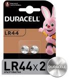 Батарейки Duracell LR44 2шт