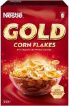 Хлопья Nestle Gold Кукурузные 330г