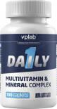 Витаминно-минеральный комплекс Vplab Daily 1 в капсулах 100шт