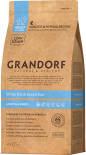 Сухой корм для собак Grandorf Adult all Рыба с рисом 1кг