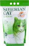 Наполнитель для кошачьего туалета Сибирская кошка Элита ЭКО силикагель 4л