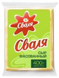 Сыр Сваля  Тильзитер 45% 400г