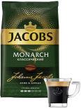 Кофе в зернах Jacobs Monarch Классический 800г