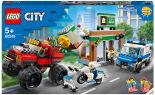 Конструктор LEGO City Police 60245 Ограбление полицейского монстр-трака