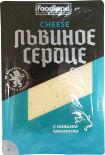 Сыр Львиное сердце с козьим молоком 45% 150г