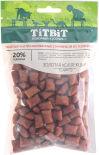 Лакомство для собак TiTBiT Подушечки глазированные с телятиной 100г