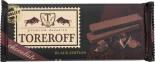 Вафли Toreroff Black Edition Шоколадные 160г