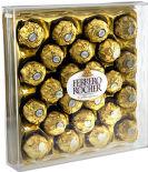 Конфеты Ferrero Rocher хрустящие из молочного шоколада 300г