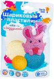 Набор для детской лепки Genio Kids Шариковый пластилин 6 цветов 35г