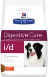 Сухой корм для собак Hills Prescription Diet i/d при расстройствах пищеварения с курицей 2кг