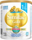 Смесь Similac Gold 1 молочная с 0 месяцев 400г
