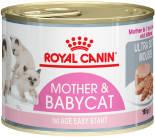 Корм для котят Royal Canin Mother&Babycat Instinctive Мусс 195г