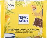 Шоколад Ritter Sport Молочный медовый орех с йогуртом 100г