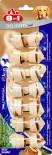 Лакомство для собак 8 in 1 Delights Beef XS косточки с говядиной для мелких собак 7.5см 7шт