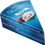 Сыр GrandBlu Creamy с голубой плесенью 56% 100г