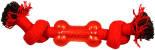 Игрушка для собак Triol два узла 24см