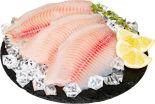 Филе рыбы Тилапия из замороженного сырья