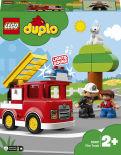 Конструктор LEGO DUPLO Town 10901 Пожарная машина