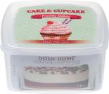 Контейнер Dosh Home Pavo для торта и маффинов 7.8л