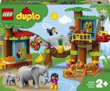 Конструктор LEGO DUPLO Town 10906 Тропический остров