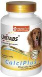 Витамины для собак Unitabs CalciPlus с Q10 100шт
