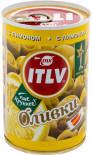 Оливки ITLV с лимоном 314мл
