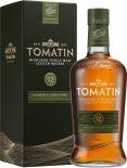 Виски Tomatin 12 y.o. 43% 0.7л п/у