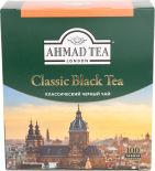 Чай черный Ahmad Tea Classic Black Tea 100 пак