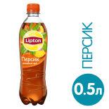 Чай холодный Lipton Персик 500мл