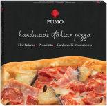 Пицца Pumo Pizza с Салями Прошутто и грибами кардончелли 340г