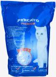 Наполнитель для кошачьего туалета Percato Premium силикагелевый 5л