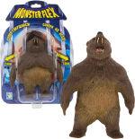 Игрушка 1Toy Monster Flex Гризли 15см