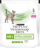 Сухой корм для кошек Pro Plan Veterinary Diets HA Hypoallergenic при аллергии 325г