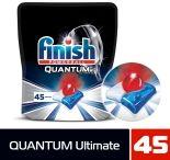Таблетки для посудомоечных машин Finish Quantum Ultimate 45шт