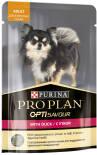 Влажный корм для собак Pro Plan Adult Opti Savour Adult с уткой 100г