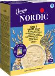 Хлопья Nordic овсяные с пшеничными отрубями 600г