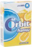 Леденцы Orbit Лимон и Мята 35г