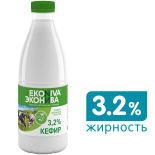 Кефир ЭкоНива 3.2% 1л