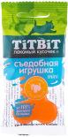 Лакомство для собак TiTBiT игрушка косточка с индейкой Mini 20г