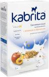 Каша Kabrita Гречневая на козьем молоке с яблоком и абрикосом 180г