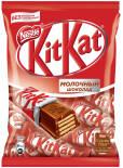 Шоколад KitKat Молочный с хрустящей вафлей 169г