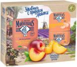 Подарочный набор Le Petit Marseillais Гель для душа 250мл + Экстрамягкое мыло 90г 2шт