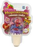 Игрушка 1Toy Мороженки сквиши стайл ягодный коктейль 12см
