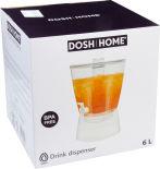 Диспенсер для напитков Dosh Home Grus 6л