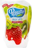 Йогурт питьевой Фруате Клубника-киви 1.5% 950г