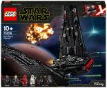 Конструктор LEGO Star Wars Episode IX 75256 Шаттл Кайло Рена