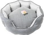 Подушка для лежака Lilli Pet Princess&King 55*49*19см серая
