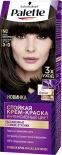 Крем-краска для волос Palette 3-0 Тёмно-каштановый 110мл